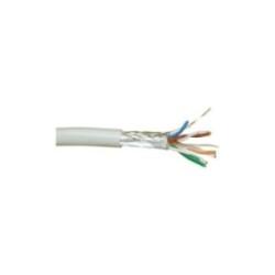 Câble d'installation, InLine®, S-FTP, Cat.5e, AWG24, sans halogènes, 100m