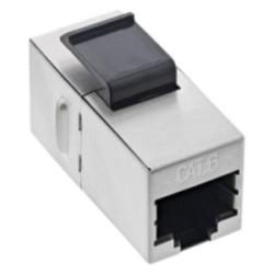 RJ45 prise femelle/prise femelle insert, SNAP-In, Cat.6 stp, bulk