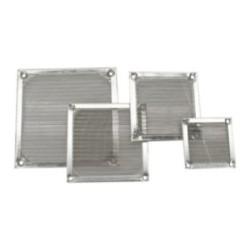 Grille ventilateur, InLine®, filtre aluminium, 140x140mm