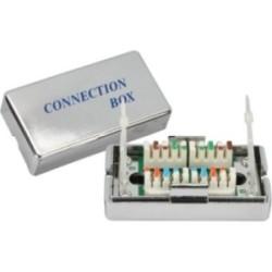 Cat. 5e module de connexion blindé, InLine®, LSA