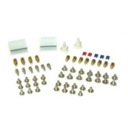 Kit vis, InLine®, avec Cavalier, clip collant etc.