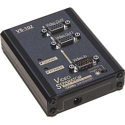 S-VGA Distributeur écrans, 2 x, 70Hz, ATEN VS102