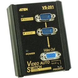 Switch pour Moniteur ATEN VS-201, 2x PC vers 1x Moniteur