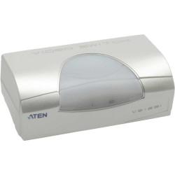 Commutateur écran électronique Aten VS291, 2 x, S-VGA, 2 PCs - 1 écran