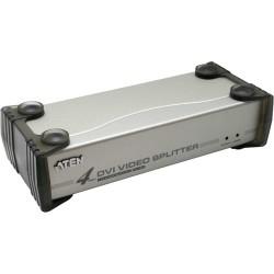 DVI Distributeur écrans, Aten VS164, 4 x, avec Audio
