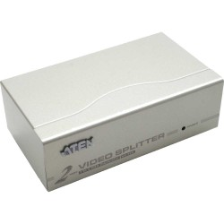 Distributeur écrans ATEN VS92A, 2 x, S-VGA, 350Mhz