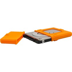 "protecting sleeve for 6,35cm (2.5"") harddrive, FANTEC 6,35cm (2.5"") HDD manchon de protection"