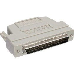 SCSI U320 terminaison externe, InLine®, LVD/SE, 68 broches mini Sub D prise, version vissée