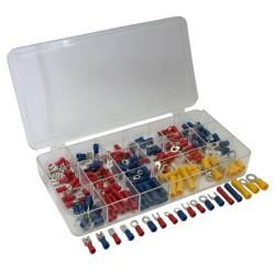 InLine® Kabelschuhe Set, 170-teilig