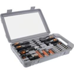 InLine® Schraubendreher-Bit-Set, 45-teilig