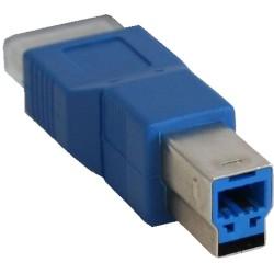 InLine® USB 3.0 Adapter, Stecker B auf Stecker Micro B