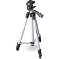 InLine® Stativ für Digitalkameras und Videokameras, Aluminium, Höhe max. 1,30m