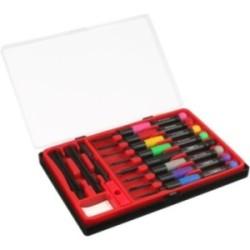 InLine® Schraubendreher-Set für Handys, 11-teilig
