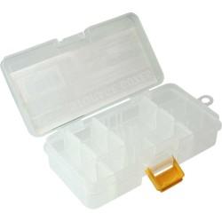 InLine® Kleinteile Leerbox, 12 Fächer, Abmessungen: 135x76x30mm