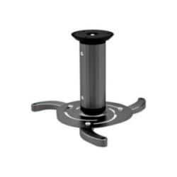 InLine® Deckenhalterung für Beamer, Höhe 130/200mm, max. 10kg