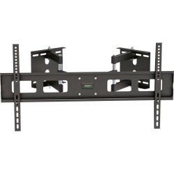 """InLine® Eck-Wandhalterung, für LED/LCD/Plasma, 94-160cm (37-63""""), bis 60kg"""