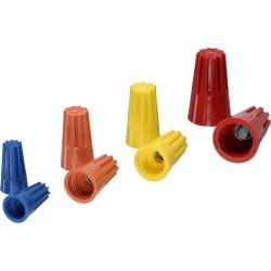 InLine® Kabelklemmen-Set, P2/P3/P4/P6, drehbar, 100 Stück