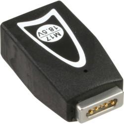 Inline® Wechselstecker M17 18,5V, für Apple, für Universal Netzteil, 90W/120W, schwarz
