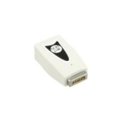 Inline® Wechselstecker M17 18,5V, für Apple, für Universal Netzteil, 90W/120W, weiß