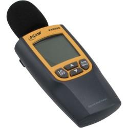 InLine® Schallpegelmessgerät 30-120dB