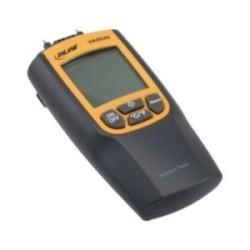 InLine® Feuchtigkeits-Messgerät, Hygrometer, Holzfeuchtemesser