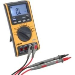 InLine® Multimeter 5-in-1, mit Temperatur-, Luftfeuchte-, Helligkeits- und Lautstärkemessung