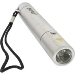 InLine® USB Zusatzakku PowerBank 3000mAh, mit LED Taschenlampe