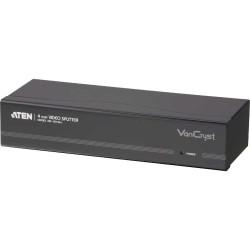 ATEN VS134A Video-Splitter S-VGA 4-fach Monitor-Verteiler, 450MHz