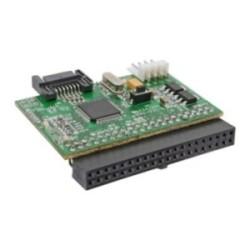 Platine adaptateur, InLine®, pour un appareil SATA sur IDE