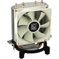 LC-Power CPU-Kühler, LC-CC-95, für Intel und AMD, mit Heatpipes