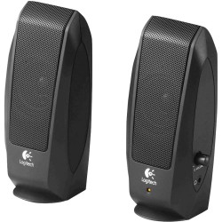 Lautsprecher, Logitech S120, schwarz OEM
