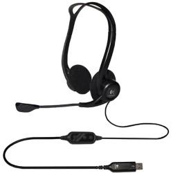 Headset LOGITECH PC 960 Stereo USB OEM