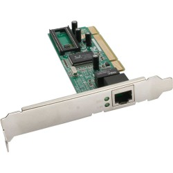 Longshine Netzwerkkarte PCI Gigabit, LCS-8037TXR4