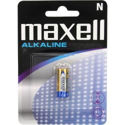 Maxell Batterie 1,5V Alkaline Typ LR1 Lady, 1er Blister