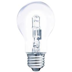 Müller-Licht Halogen-Glaslampe Birnenform 77W 230V E27 1320lm 2900K warmweiß dimmbar