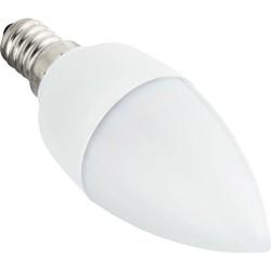 Müller-Licht LED Kerzenform 5,5W 220-240V E14 470lm 180° 2700K warmweiß