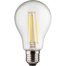 Müller-Licht LED-Lampe Birnenform Retro 8W 230V E27 1055lm 2700K dimmbar warmweiß (400181)