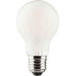 Müller-Licht LED-Lampe Birnenform Retro 6,5W 230V E27 810lm 2700K dimmbar warmweiß (400179)