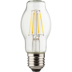 Müller-Licht LED-Lampe BIT Retro 6,5W 230V E27 810lm 2700K dimmbar warmweiß (400210)