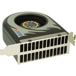 Titan Doppel-System Cooler montiert auf 2 Slotbleche TTC-005