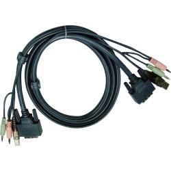 Set de câbles pour KVM