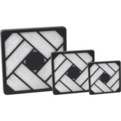Filtre ventilateur + cassette de montage InLine®